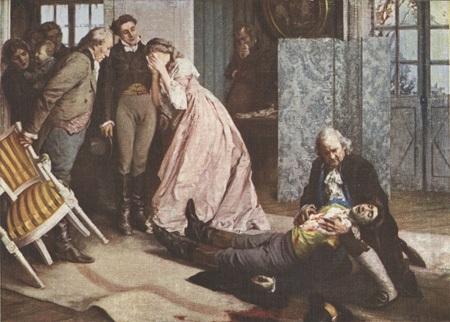 Chân dung Johann Wolfgang von Goethe, một trong những vĩ nhân trong nền văn chương thế giới.