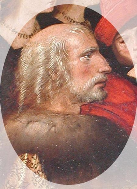 Chân dung Christopher Columbus được vẽ sau khi qua đời của họa sĩ Sebastiano del Piombo năm 1519.