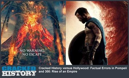 Bắt lỗi lịch sử trong hai bộ phim đình đám Hollywood