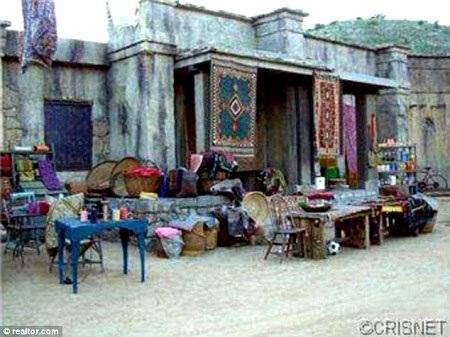 Những đạo cụ mang đặc trưng Afghanistan