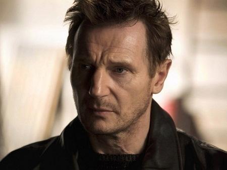 """Nam diễn viên Liam Neeson của """"Non-Stop"""" (2014) đạt 2,62 tỉ đô."""