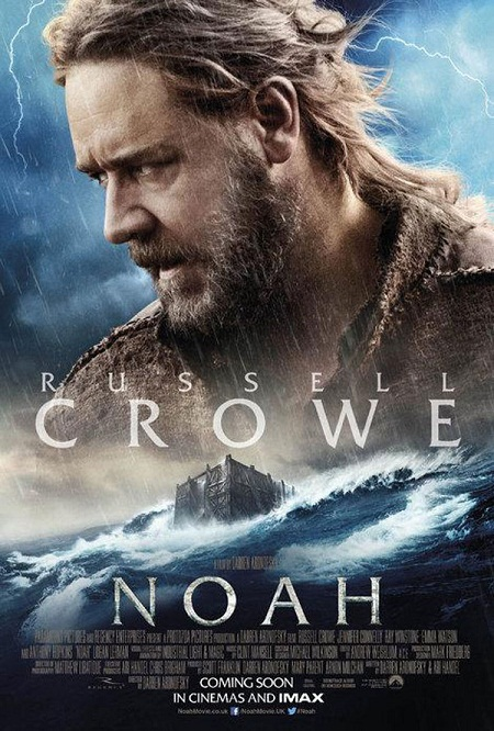 Nam diễn viên Russell Crowe vào vai Noah