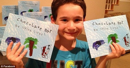 Cuốn sách mà Dylan đã viết và tự vẽ hình minh họa với hy vọng sẽ giúp được bạn.