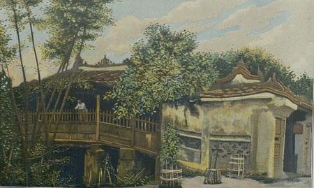 Cầu Nhật Bản, Hội An.