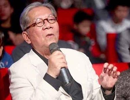 """Nhạc sĩ Hoàng Vân, tác giả """"Hò kéo pháo"""" có mặt trong đoàn hành hương về Điện Biên Phủ"""