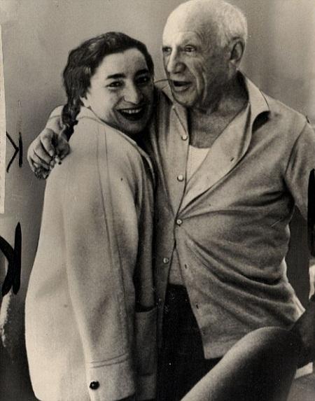 Picasso và người vợ thứ hai - Jacqueline Roque