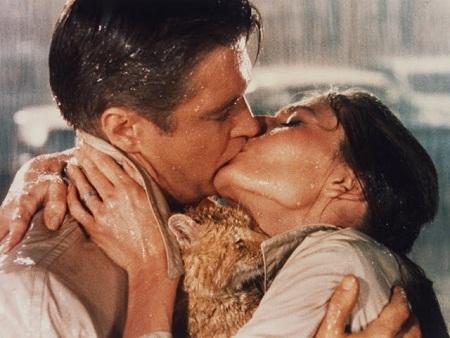 Những nụ hôn dưới mưa ngọt ngào nhất màn ảnh