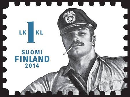 Phần Lan đưa tình yêu đồng tính lên tem