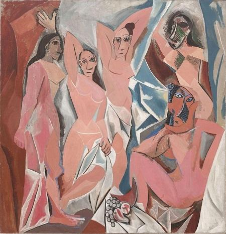 """Số phận bi đát của những """"nàng thơ"""" trong tranh Picasso"""