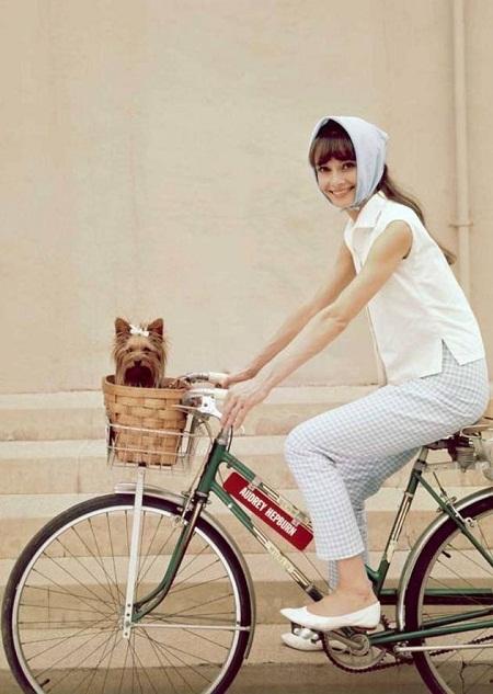 Khi còn trẻ, Audrey Hepburn được coi là một biểu tượng thời trang của nữ giới.