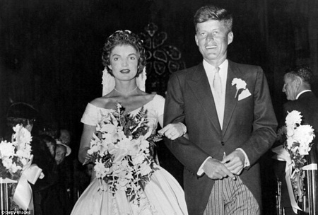 Vợ chồng Tổng thống Mỹ Kennedy đã từng lưu lại tòa biệt thự này trong tuần trăng mật của họ.
