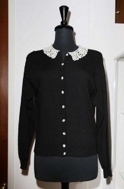 """Ngoài ra, cuộc bán đấu giá còn có chiếc áo nữ diễn viên Mia Farrow mặc trong phim """"Alice"""" (1988)."""