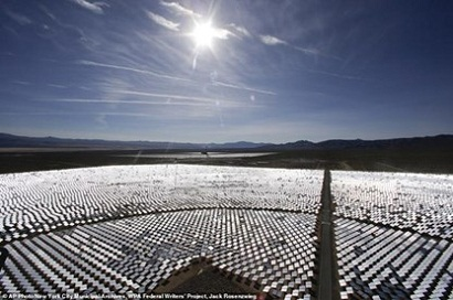 Một siêu lưới điện đang được nghiên cứu để truyền tải điện