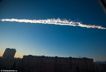 Cảnh báo về các tiểu hành tinh va chạm vào Trái đất