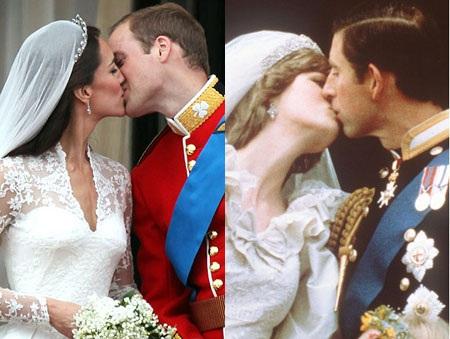 Nụ hôn ngày cưới