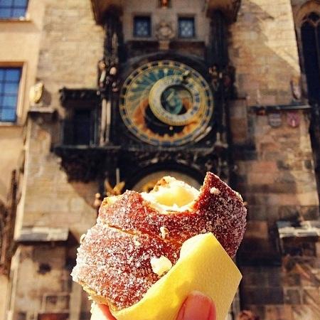 Bánh ngọt truyền thống của Praha, Séc.