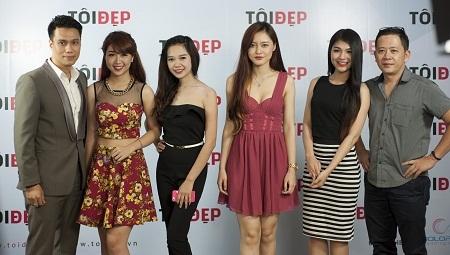 Ban giám khảo đánh giá cao vẻ đẹp của các bạn thí sinh tới tham dự sơ tuyển