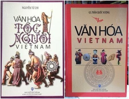 Hai cuốn sách khiến NXB Thời đại bị xử phạt.