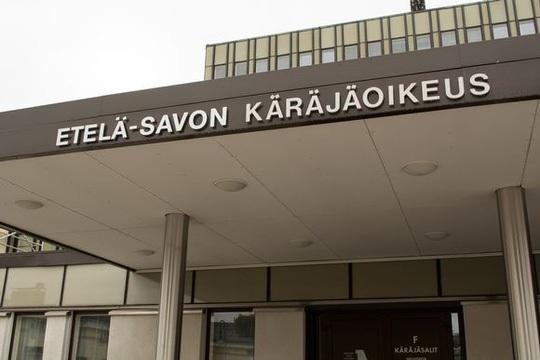 Công an quận Đông Savo xác nhận nghi phạm sát hại sinh viên gốc Việt đã bị bắt giữ. (Ảnh: Yle.fi)