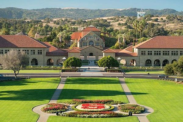 Đại học Stanford đứng vị trí số 2 bảng xếp hạng QS 2018.