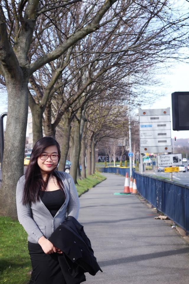 Miệt mài nghiên cứu, nữ giảng viên Việt đã thực hiện hành trình đi đến mọi thư viện ở Anh.