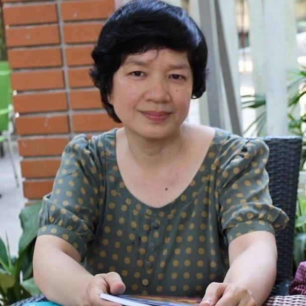 TS. Trịnh Thu Tuyết - Nguyên giáo viên dạy môn Ngữ văn tại Trường THPT Chu Văn An (Hà Nội). Ảnh: NVCC.