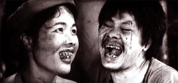 Hình ảnh Thị Nở - Chí Phèo trong phim Lãng Vũ Đại ngày ấy.