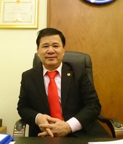 GS. Đinh Văn Sơn, Hiệu trưởng trường ĐH Thương Mại.