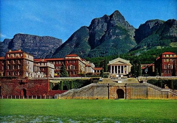 Khuôn viên Đại học Cape Town.