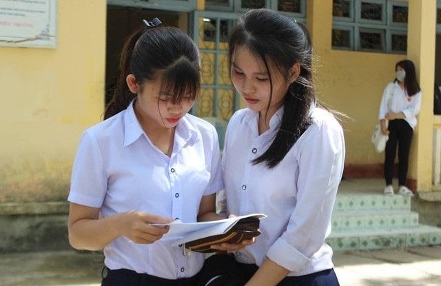 Phổ điểm thi năm nay của môn Ngữ văn sẽ từ 6 – 8.