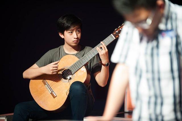 Ngô Hoàng Long là một trong số những học sinh Việt hiếm hoi nhận được học bổng nghệ thuật danh giá của các đại học Mỹ mùa tuyển sinh năm nay.
