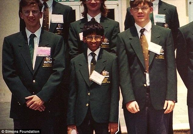 Giáo sư Akshay Venkatesh được nhận vào Đại học Western Australia khi mới 13 tuổi.