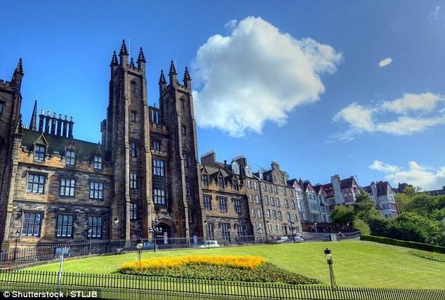 Đại học Edinburgh (Vương quốc Anh).