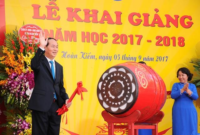 Chủ tịch nước Trần Đại Quang và những căn dặn tâm huyết vì sự nghiệp giáo dục - 5