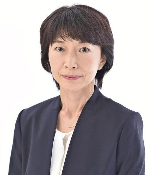 GS Yukiko Hayashi, tân hiệu trưởng ĐH Y Tokyo. Ảnh: (Japan Times)