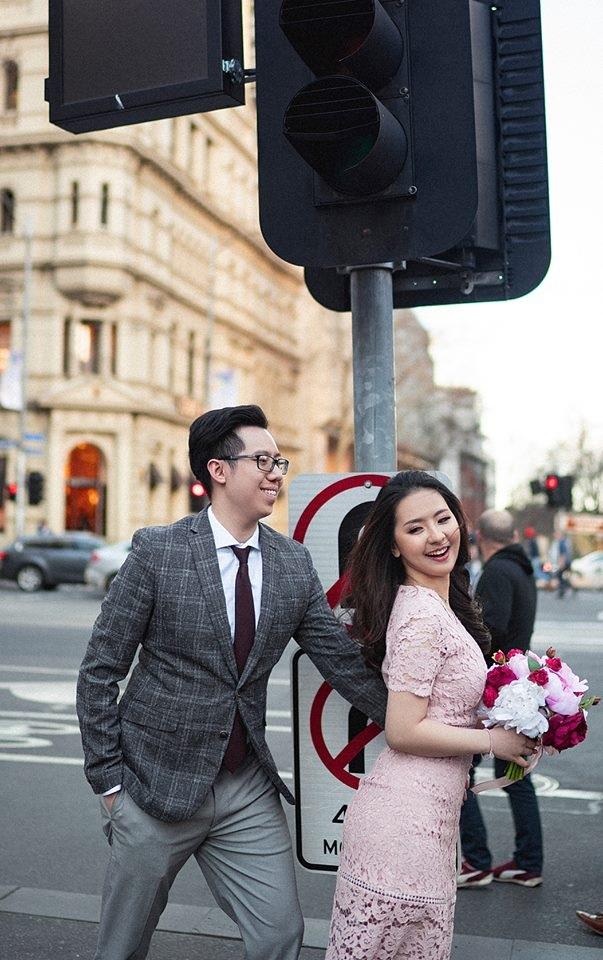 Với Lâm, kỉ niệm đẹp nhất có lẽ là hôm kỉ niệm 100 ngày yêu chính thức.