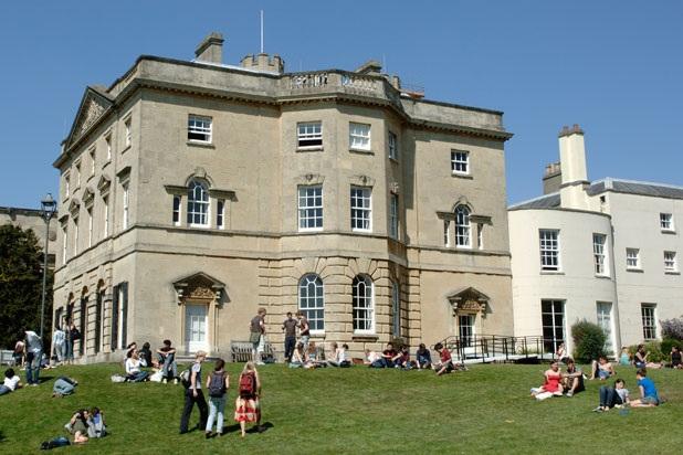 Một phần khuôn viên Đại học Bristol (Ảnh: Bristol.ac.uk)
