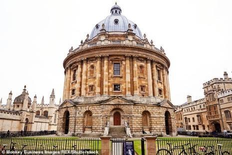 Đại học Oxford.
