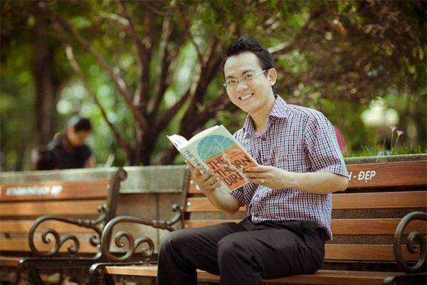 Tác giả bài viết - Thạc sĩ ĐH Harvard Trương Phạm Hoài Chung.