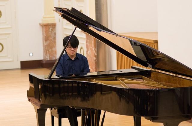 Đức Anh từng đoạt giải nhất cuộc thi Andree Charlier ở Bỉ năm 2016, giải nhất tại cuộc thi piano quốc tế Leopold Godowsky ở Ba Lan năm 2014.
