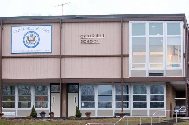 Trường tiểu học Cedar Hill. (Ảnh: NewYork Post)