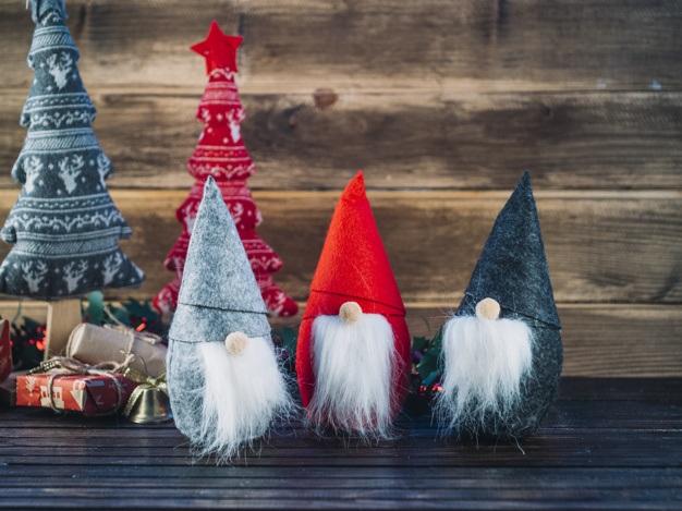 Phần Lan: Thuê học sinh, sinh viên làm những chú lùn Giáng sinh toàn thời gian - Ảnh 1.
