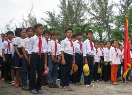 Học sinh một số tỉnh ĐBSCL được nghỉ Tết từ 10 - 11 ngày.