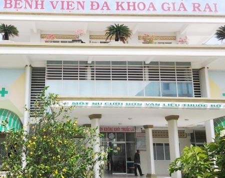 BVĐK huyện Giá Rai, Bạc Liêu.