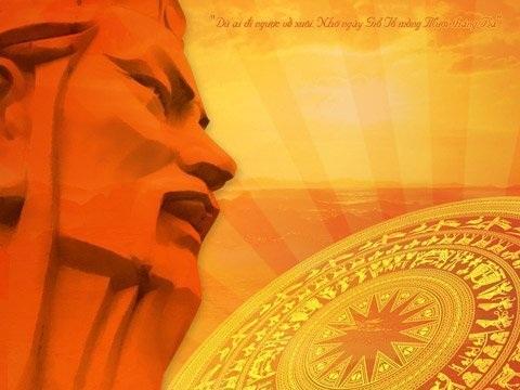 Tín ngưỡng thờ cúng Hùng Vương chính là sự minh triết