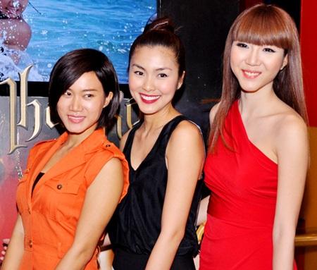 Người mẫu Ngọc Quyên cũng có một vai diễn trong Mỹ nhân kế của đạo diễn Quang Dũng