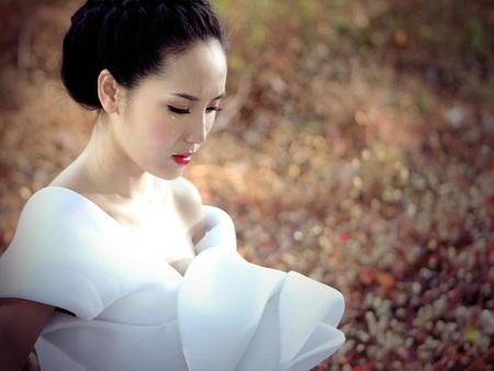 Phương Linh xinh đẹp như nữ thần