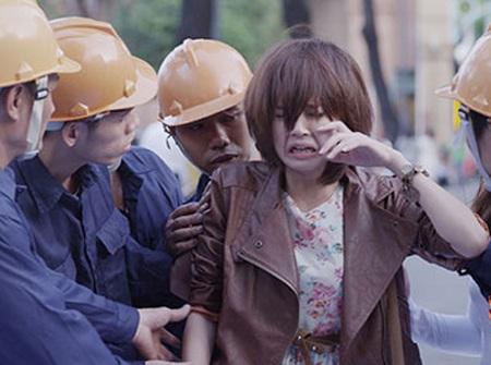 Cảnh trong phim Hit: Hoàng tử & Lọ lem- phim mới của Ngô Quang Hải