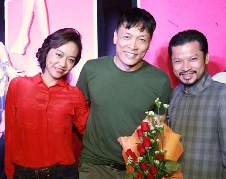 Hồng Ánh và Ngô Quang Hải từng học cùng nhau một khóa tiếng Anh.