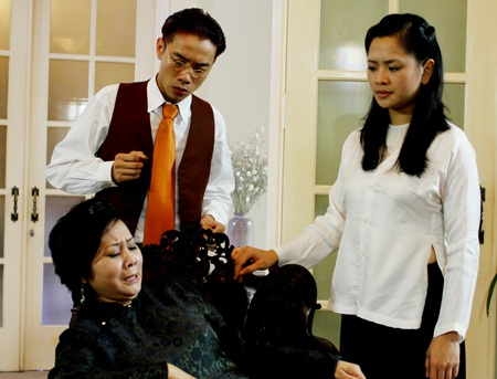 Minh Hằng là diễn viên khiếnđạo diễnNhuệ Giang hài lòng nhất.